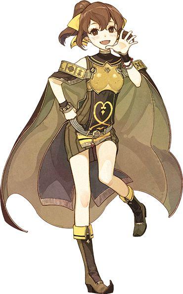 ファイアーエムブレム Echoes もうひとりの英雄王 : キャラクター   ニンテンドー3DS   任天堂