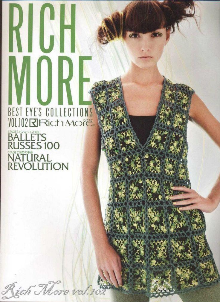 【转载】RICH MORE Vol 102 -- 夏装 (1) - 飞霜凝雪的日志 - 网易博客