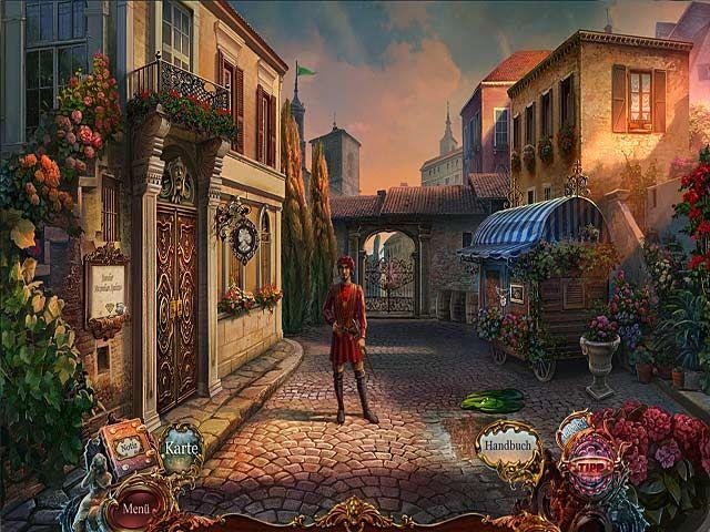 European Mystery: Die Gesichter der Missgunst - Eine Serie von Diebstählen nimmt eine tragische und übernatürliche Wendung! #Wimmelbildspiele #Spiele
