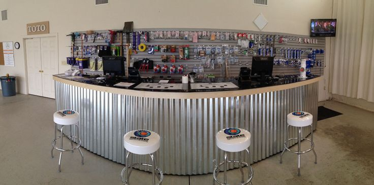 Plumbing sales counter in our Wilson NC location  In Our