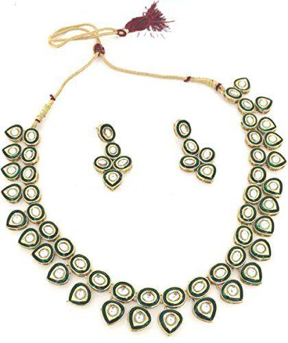 Dazzling Indian Bollywood Gold Plated Green Stone Traditi... https://www.amazon.com/dp/B01MSAN9XV/ref=cm_sw_r_pi_dp_x_XkZvzb3AYKZHM