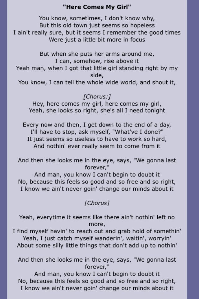 Lyric louisiana rain lyrics : music & lyrics & words.: Lyrics: Tom Petty | music makes the world ...