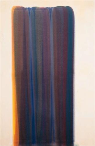 Morris Louis Gamma 210.2x139.7cm 1960