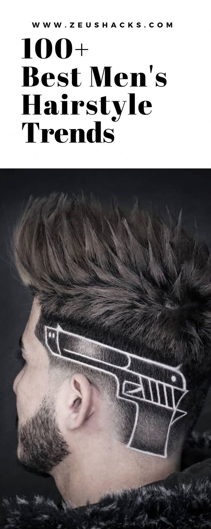 100 Mens Hairstyle Trends 2019 Best Mens Haircuts Inc Skin Fades Frenc