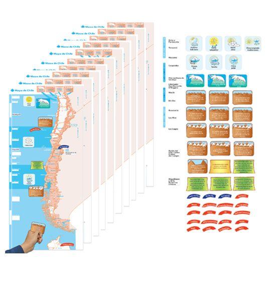 Pack Cuadernillo Mapa De Chile Interactivo -> http://www.masterwise.cl/productos/12-historia-y-geografia/1756-pack-cuadernillo-mapa-de-chile-interactivo