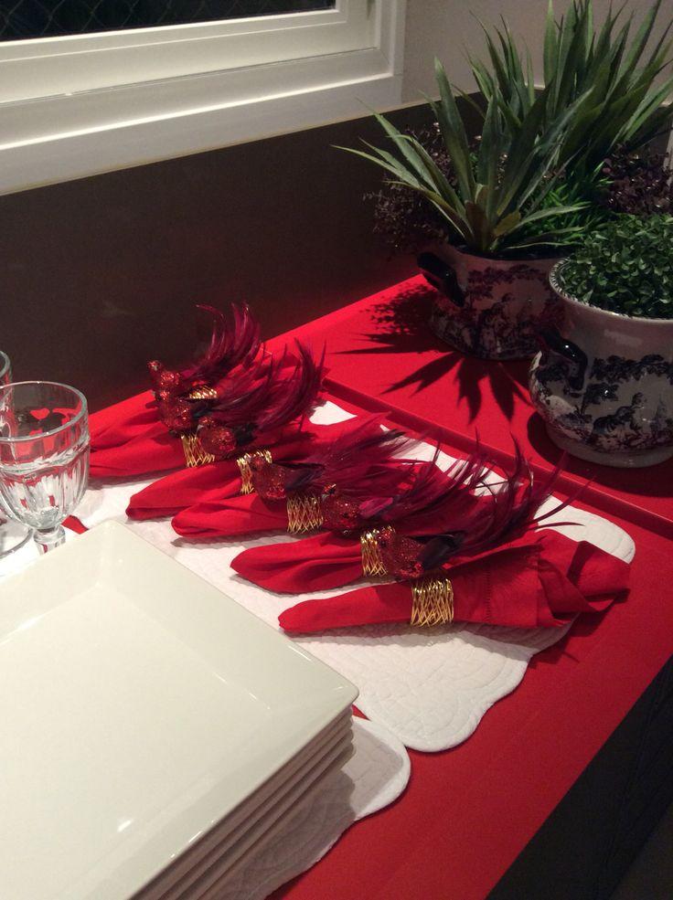 17 melhores ideias sobre natal chique r stico no pinterest rvores de natal - Deco chique kamer ...