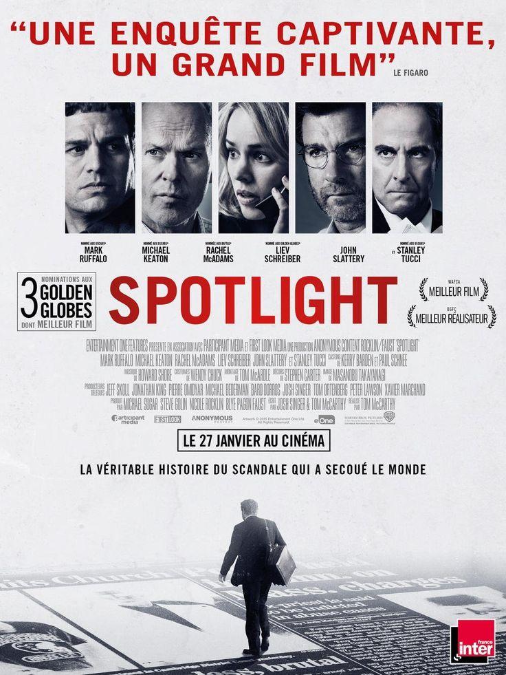 Adapté de faits réels, Spotlight retrace la fascinante enquête du Boston Globe –couronnée par le prix Pulitzer –qui a mis à jour un scandale sans précédent au sein de l''Eglise Catholique.…