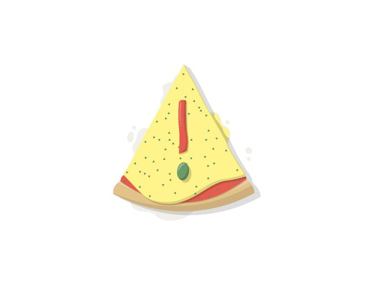 Attention Pizza by Gustavo Zambelli for Aerolab