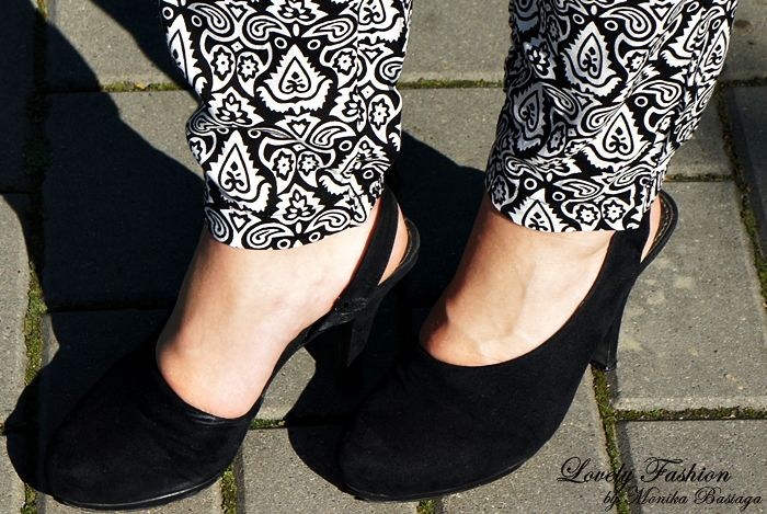 buty / shoes - Zara (second hand)