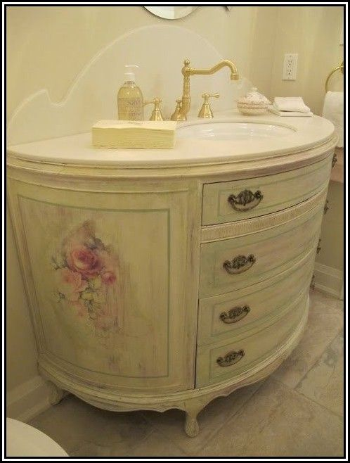 17 Best Images About Pretty Washrooms On Pinterest Shabby Chic Bathrooms Chic Bathrooms And