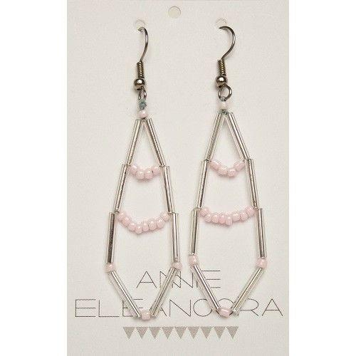 Kärki-korvakorut #korvakorut #earrings #beading