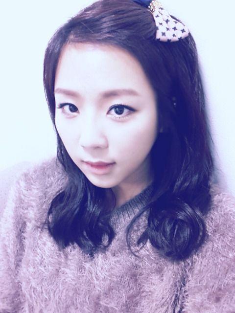 Jewelry's Yewon updates Twitter profile photo