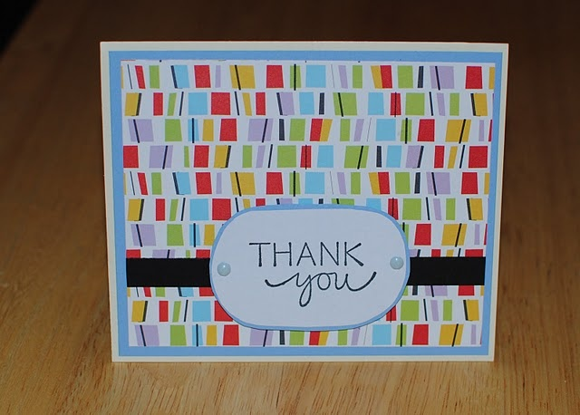 Thank You Card: Handmade Cards, Paper Crafting, Thank You Cards, Card Ideas, Cards Cards, Scrapbooking Card, Craft Ideas, Paper Crafts, Cards Handmade