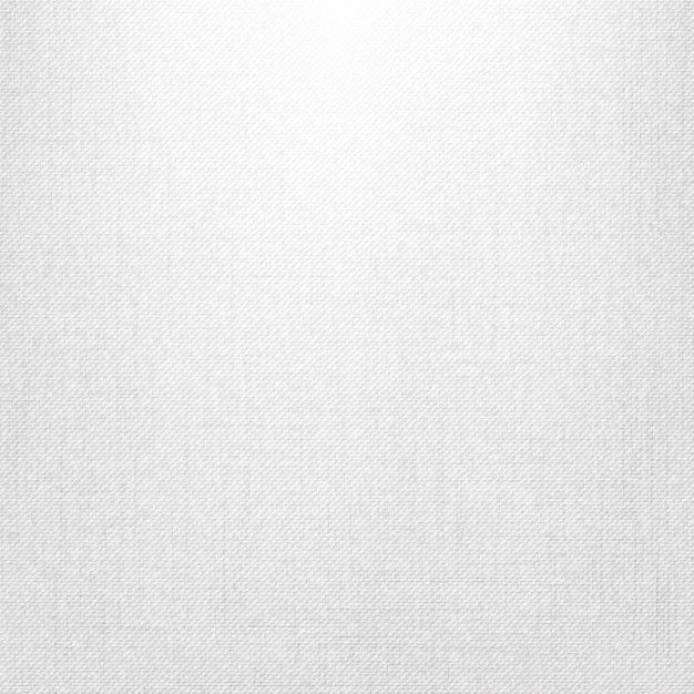 White canvas background Free Vector