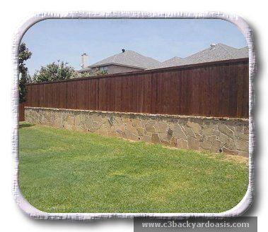 Pin On Cedar Fence Ideas
