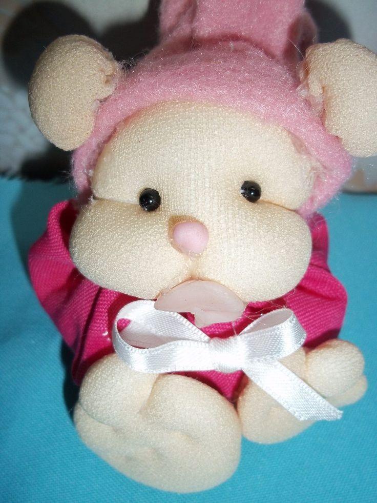 Muñeco Soft :ositas Bebés Por 25 Unidades - $ 350,00 en MercadoLibre