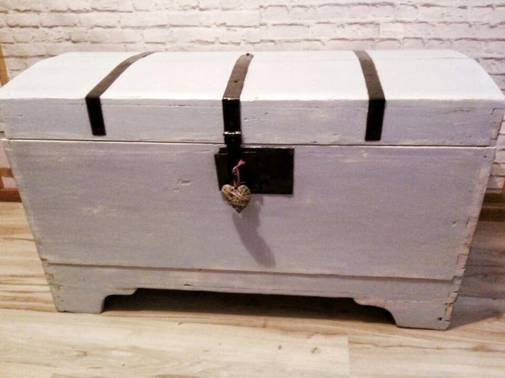 Stary kufer - odNowa. Zapraszam http://allegro.pl/listing/user/listing.php?us_id=23444623