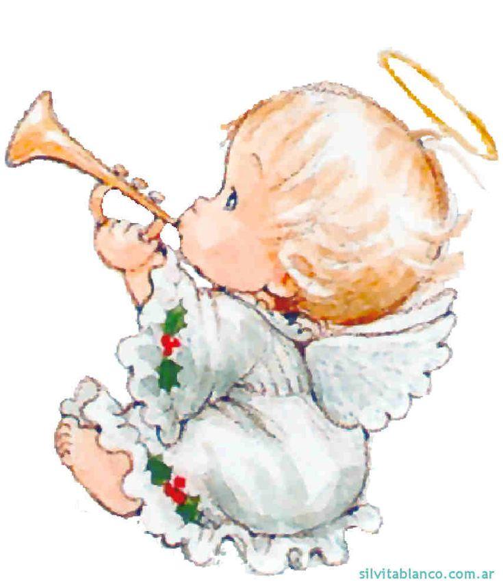 Angelitos dibujos ilustraciones infantiles ruth - Dibujos infantiles de bebes ...