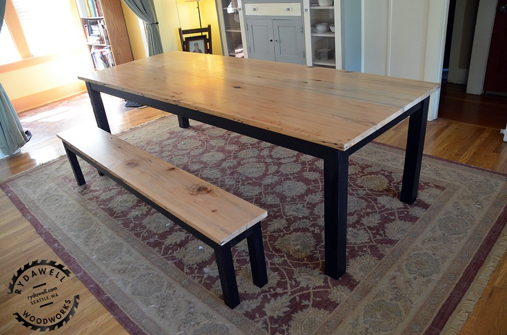 19 best rydawell woodworks images on pinterest carpentry for Reclaimed wood flooring seattle