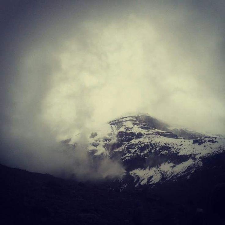 Volcán #Chimborazo #Travel #Ecuador
