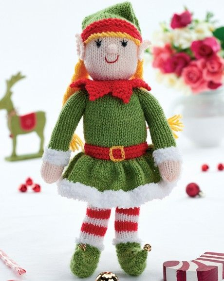 Knitted Elf Pattern : Pinterest   The world s catalog of ideas