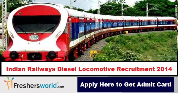 Eligibility : Any Graduate/ Diploma, 10+2  More Job Details @ http://www.freshersworld.com/jobs/diesel-locomotive-works-recruitment-for-cultural-quota-in-varanasi-106274?src=Org-FB3