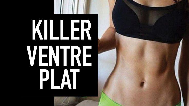 KILLER Ventre plat 3 minutes ! #GetSexy