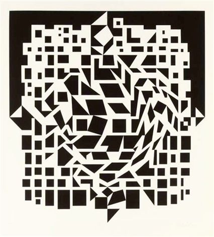 Citra From NB Cinetique by Victor Vasarely