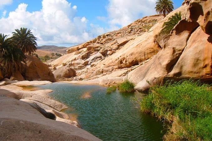En las Peñitas, Vega de Río Palmas... Un lugar paradisíaco de Fuerteventura