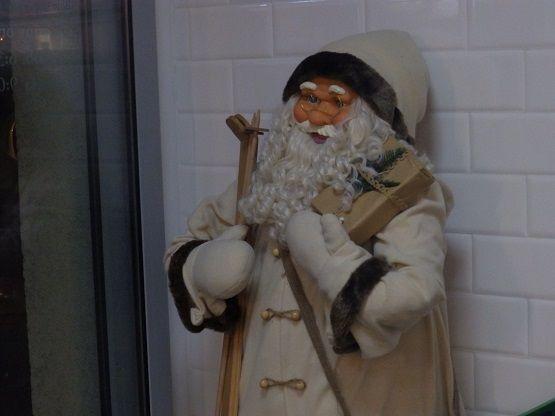 Delikatesowy pan Mikołaj