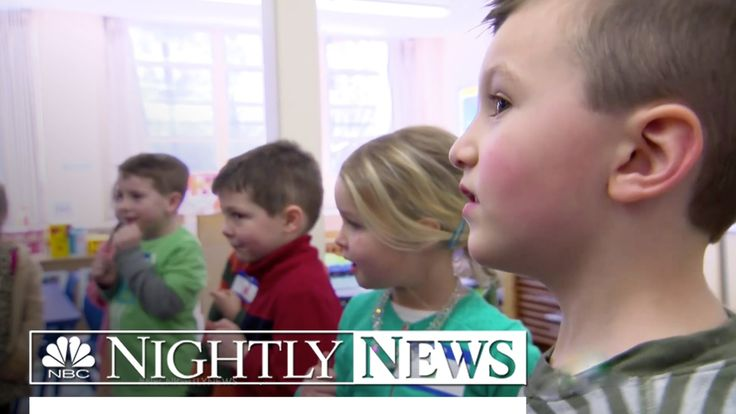 Life As A 5-Year-Old Transgender Child : NBC Nightly News - 4/22/15