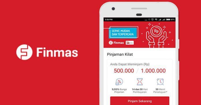 Review Aplikasi Finmas Pinjaman Online Pinjam Mudah Syarat Ktp Saja Warnabiru Com Di 2020 Pinjaman Kartu Kredit Keuangan