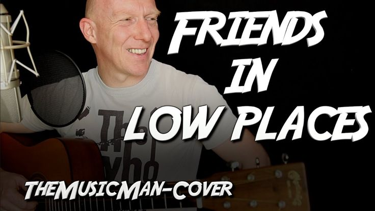 Garth Brooks: Friends in Low Places | Original Acoustic-Cover | TheMusicMan