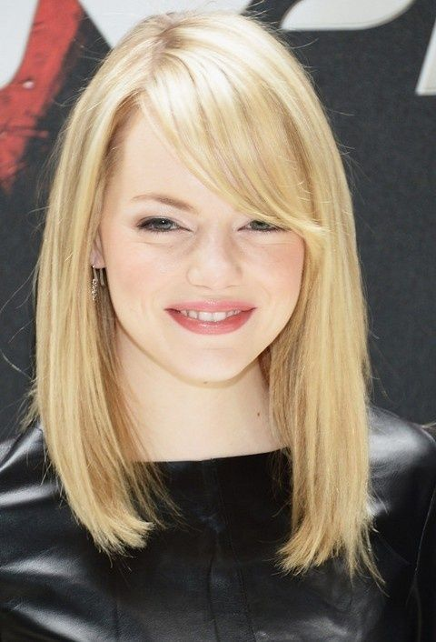 What are the best haircuts for round faces? - Quora