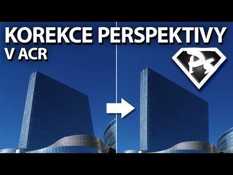 V tomto videu se naučíte, jak v modulu Adobe Camera Raw prakticky jedním kliknutím srovnat fotografii perspektivu | Photoshopové Orgie