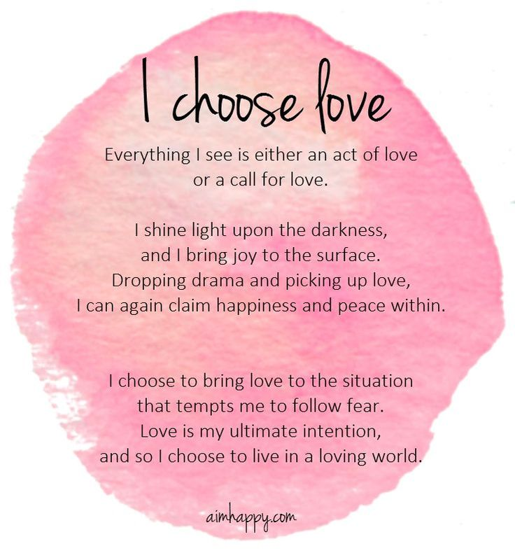 An #Affirmation for Love (That Could Change Your Life)