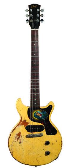 Johnny Thunders' 1960 Gibson Les Paul