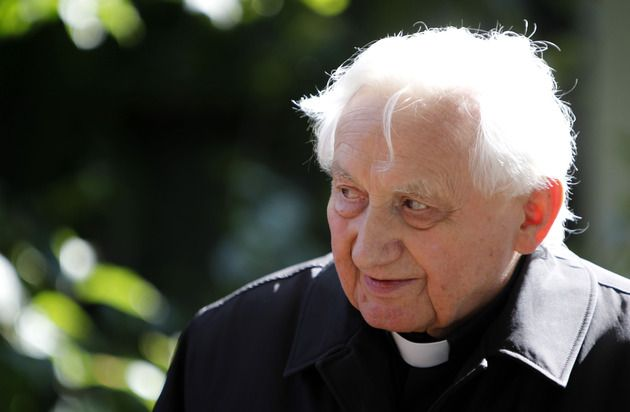 George Ratzinger, Benedict's older brother, ran the famous Regensburg choir from 1964 to 1994.   AT ...