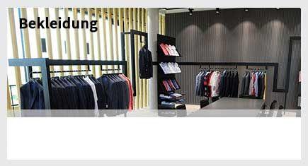 Herren- und Damenbekleidung günstig kaufen. Pullover, Anzüge und Kleider der Hersteller Hoal, Digel und Breidhof.