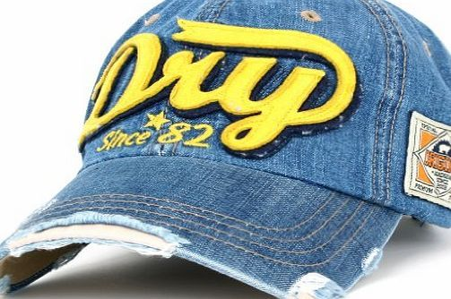 ililily Distressed Vintage Style Denim DRY Baseball Cap Pre-curved Bill and Embroidery on Front and Side wit <b>ilililys Distressed Vintage Baseball Cap Trucker Hat</b>  Must have baseball cap for Vintage fashion Exclusive design trucke (Barcode EAN = 0887161002278) http://www.comparestoreprices.co.uk/baseball-caps/ililily-distressed-vintage-style-denim-dry-baseball-cap-pre-curved-bill-and-embroidery-on-front-and-side-wit.asp