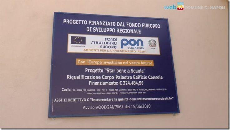 """Napoli. Agnano, la palestra dell'Istituto Comprensivo """"41 Console"""" restituita al territorio"""
