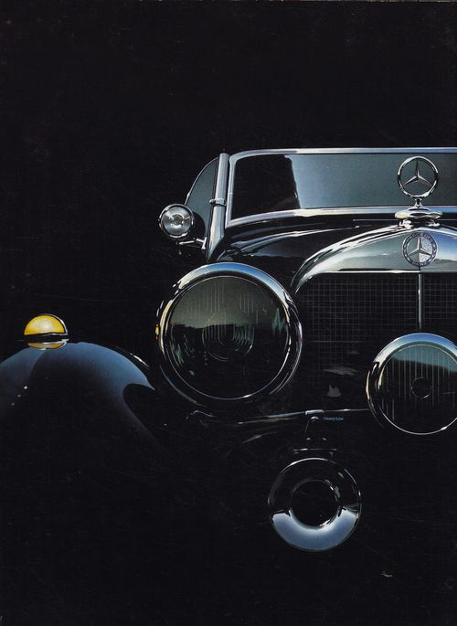 Mercedes-Benz!  Whether you're interested in restoring an old classic car or you just need to get your family's reliable transportation looking good after an accident, B & B Collision Corp in Royal Oak, MI is the company for you!  Call (248) 543-2929 or visit our website www.bandbcollisioncorp.net for more information!