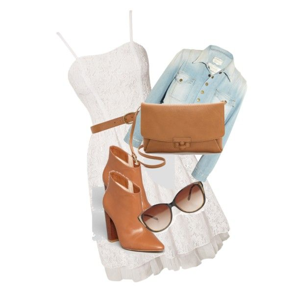 """COWGIRL WITH A MODERN TWIST"" by lusciouslulls on Polyvore"