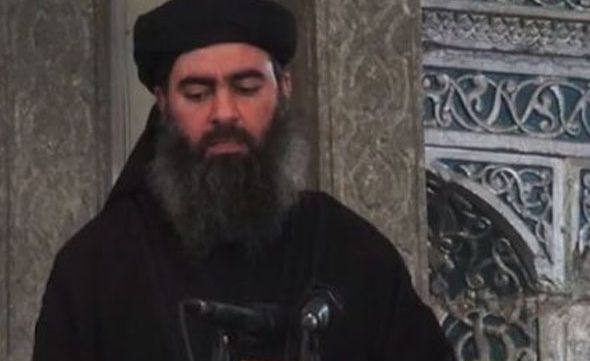Hezbollah has reported that ISIS leader Abu Bakr al-Baghdadi was spotted in the Syrian town of Albu Kamal, which was the last ISIS stronghold retaken by Syria.