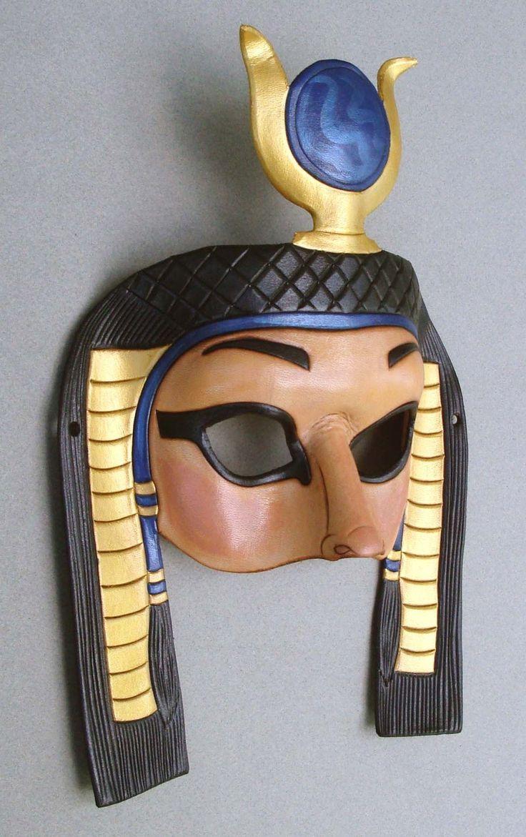 Isis Mask by merimask.deviantart.com on @deviantART