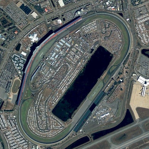 Daytona International Speedway, Florida