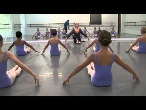 ▶ Ballet Class - YouTube