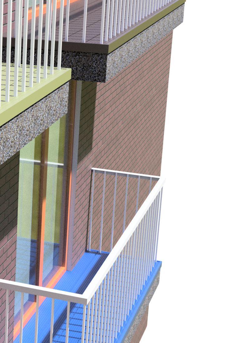 Напольные покрытия из террасной доски ДПК для балконов  #терраснаядоска#дпк#декинг#балконыдпк#terrasfera