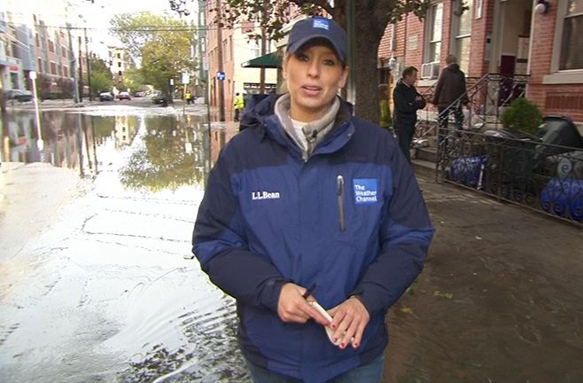 For years L.L.Bean has been proud to equip the on-air meteorologists of The Weather Channel with the outerwear and gear they need to stay warm, dry and protected. Throughout the season, we'll be highlighting these amazing and inspiring individuals...