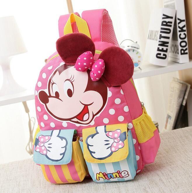 $9.74 (Buy here: https://alitems.com/g/1e8d114494ebda23ff8b16525dc3e8/?i=5&ulp=https%3A%2F%2Fwww.aliexpress.com%2Fitem%2FMinnie-Mouse-Backpack-for-Boys-Girls-Schoolbag-for-Teenagers-Cartoon-Print-Children-School-Bag-for-Students%2F32669408488.html ) Minnie Mouse Backpack for Boys Girls Schoolbag for Teenagers Cartoon Print Children School Bag for Students Child Kids Mochila for just $9.74